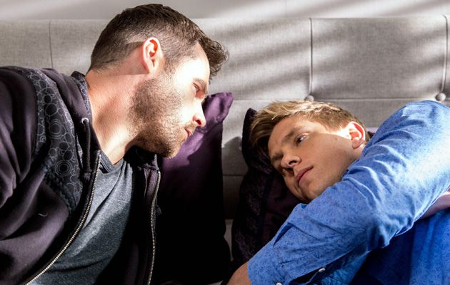 Aaron Dingle, Robert Sugden