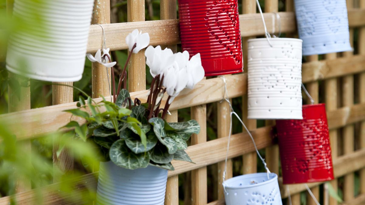 These upcycling projects will inspire you to see the beauty in everything