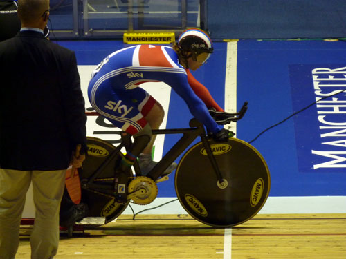 Jody Cundy, Para-Cycling Track World Championships 2009