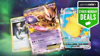 Cyber Monday Pokemon card deals