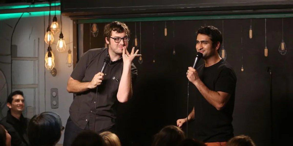 Jonah Ray and Kumail Nanjiani host The Meltdown
