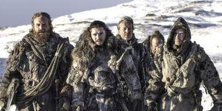 Jon Snow Tormund Ser Jorah Thoros Of Myr Gendry Game Of Thrones HBO
