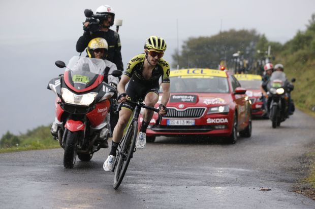 e83ef65a Simon Yates says he's riding Tour de France with 'different mentality'  after disappointing Giro