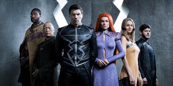 the inhumans tv show