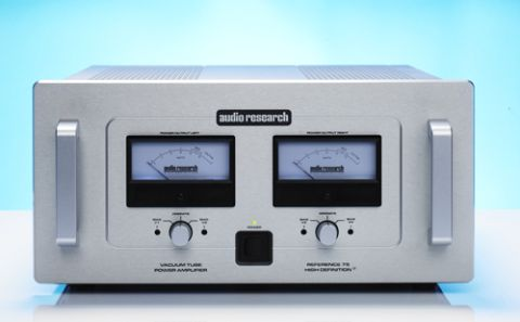 Audio Research Reference 75 review | What Hi-Fi?