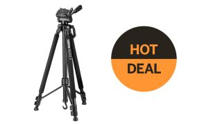 A tripod for $14.99?! Save almost 60% in this amazing tripod deal