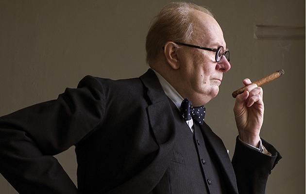 Cinema new releases for Friday January 12th - Darkest Hour Gary Oldman stars as Winston Churchill