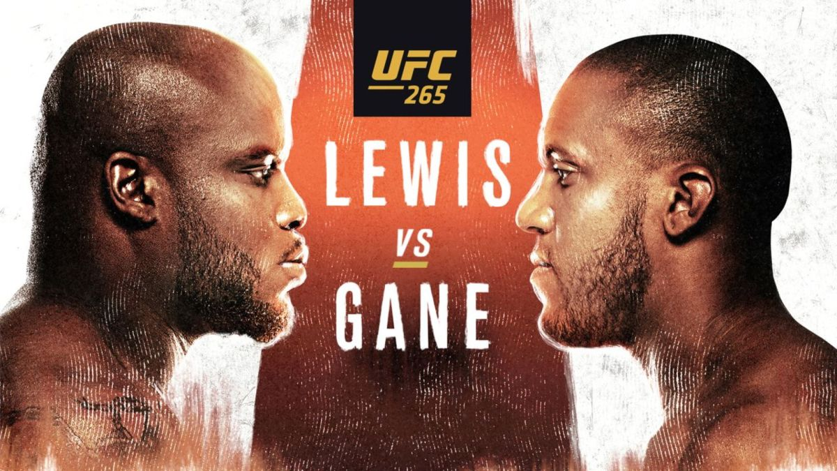 UFC 265 live stream: how to watch Lewis vs Gane online, time, full card and more