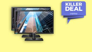 Maximize productivity! Get two Samsung monitors for just $99 in this wild Black Friday deal