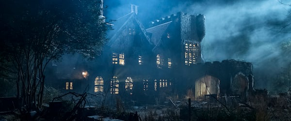 haunting of hill house building