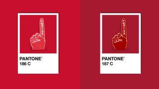 Pantone Super Bowl