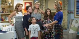 Netflix May Have Cancelled Fuller House, But Candace Cameron Bure And Co. Just Had The Sweetest Reunion