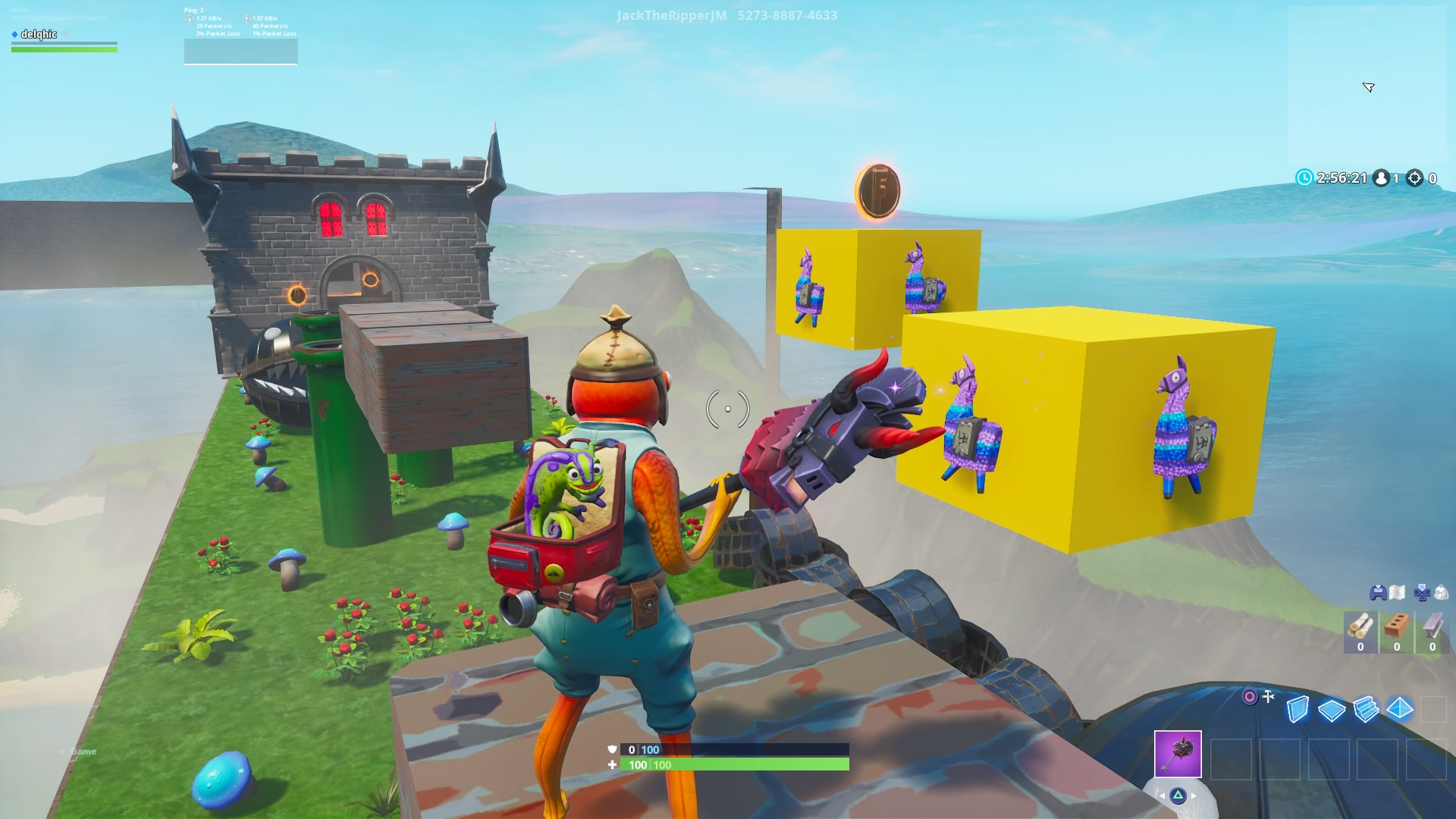 fortnite creative codes the best fortnite custom maps in may 2019 - fortnite see yourself out quest