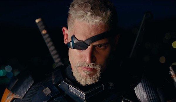 Joe Manganiello as Deathstroke in Justice League