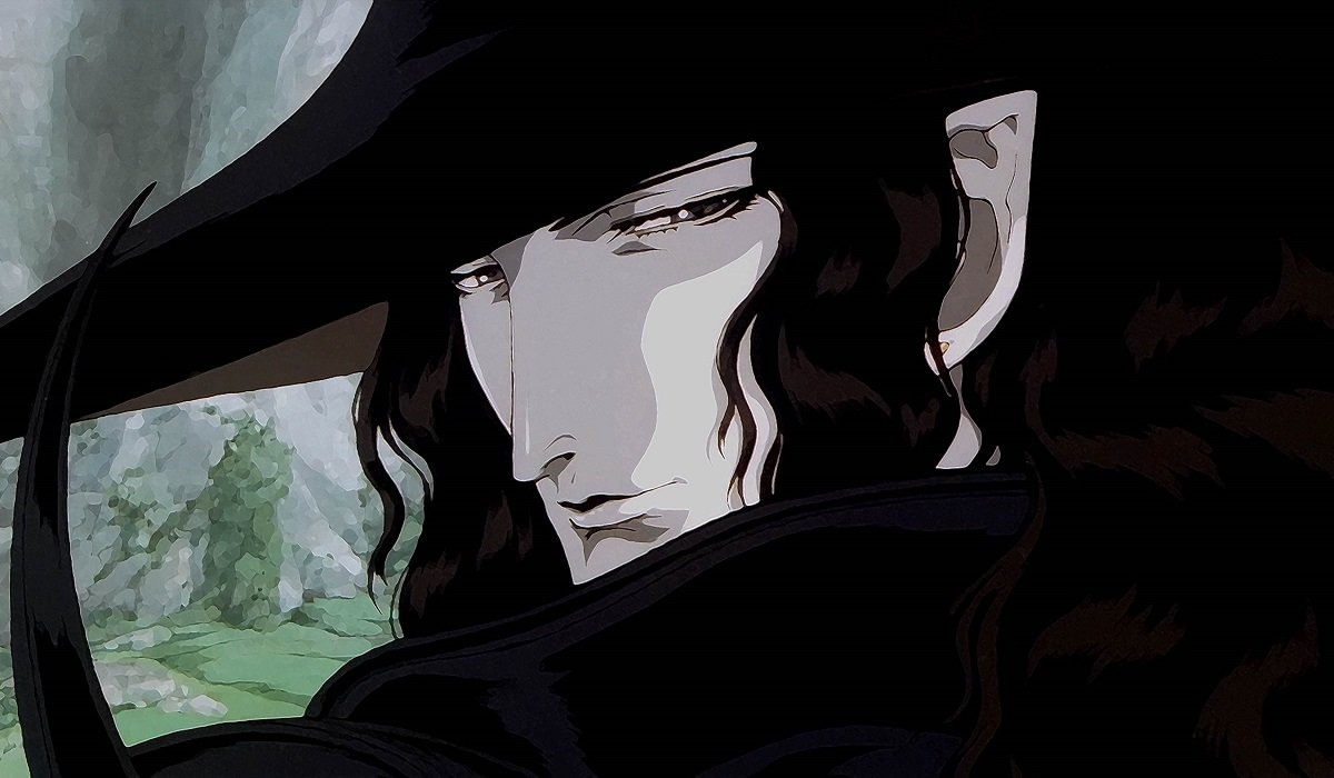 Vampire Hunter D Toonami