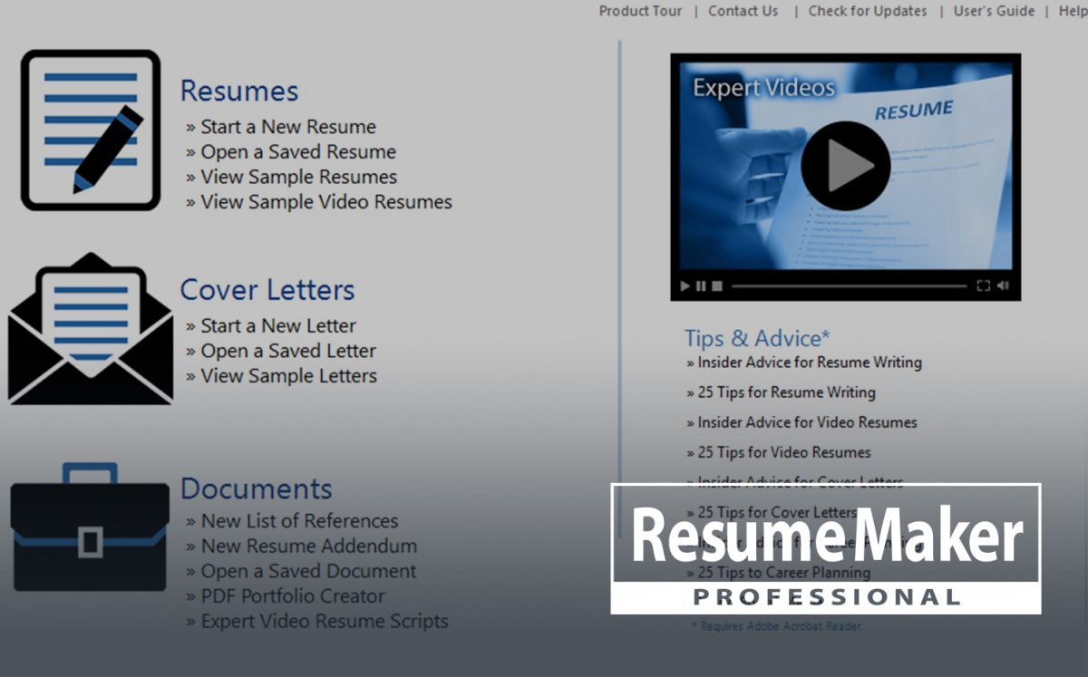 Best Resume Writing Software of 2019 - Software   Top Ten Reviews