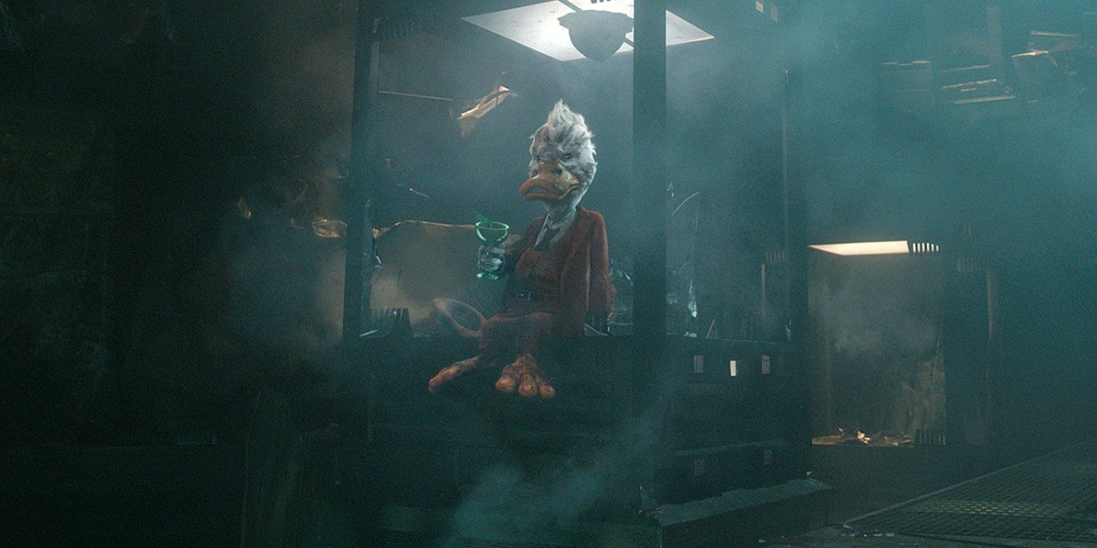 Howard the Duck - Guardians of the Galaxy