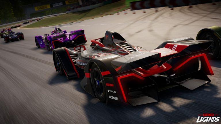 EA Play Live Codemasters Grid Legends
