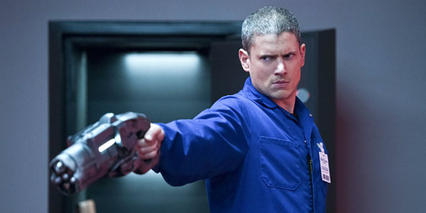 wentworth miller as captain cold the flash the cw