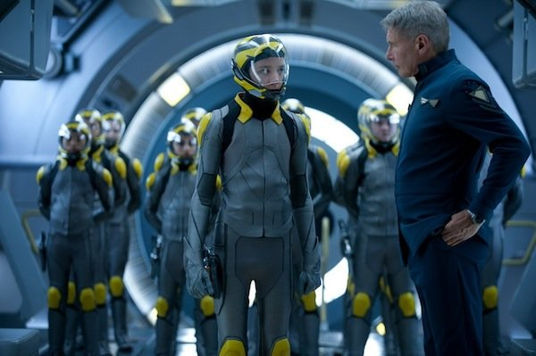 Ender's game suit