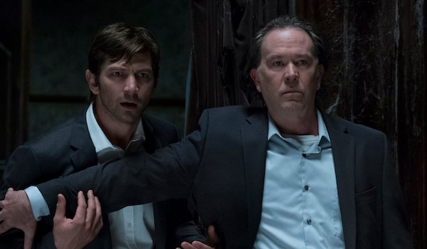 michiel huisman timothy hutton the haunting at hill house netflix