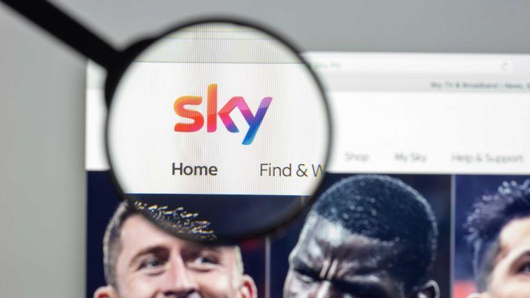 Sky Sports: Sky website