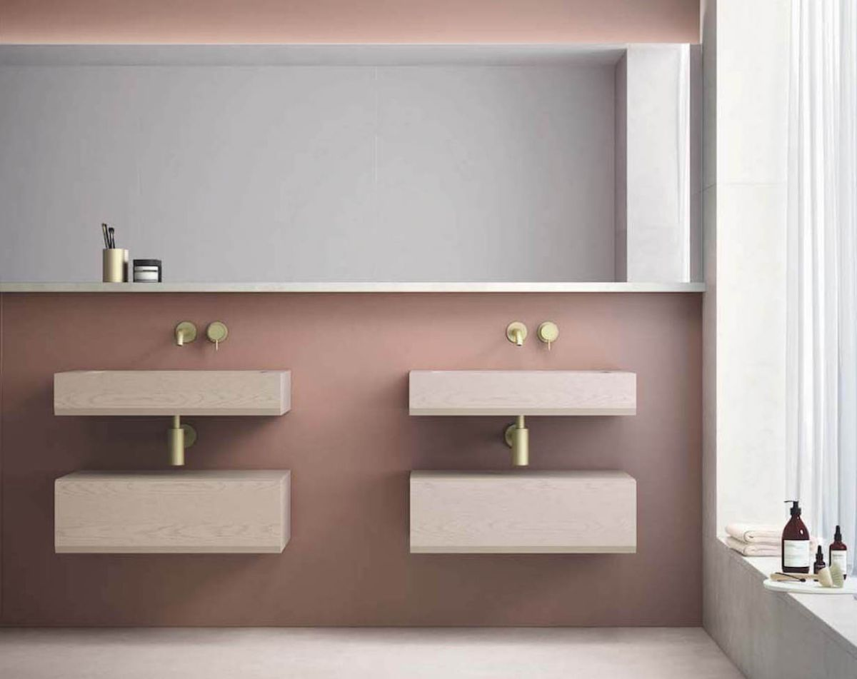 Make a splash with the biggest bathroom tap trends for 2021