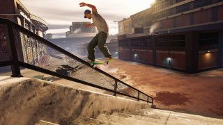 Tony Hawk's Pro Skater 1+2 patch fixes crashing issues in Xbox Series X|S version