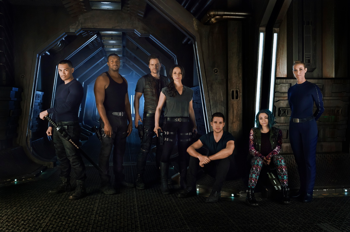 SyFy Channel's 'Dark Matter' TV Series in Photos | Space