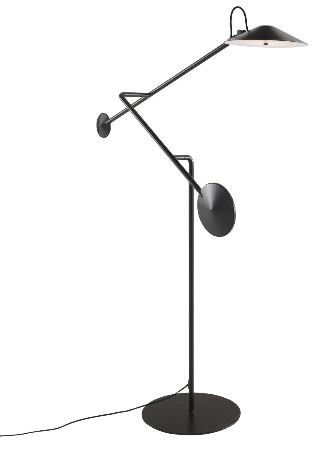 In the spotlight the new lighting collection by ligne roset cinetique floor lamp by martin hirth 825 aloadofball Images