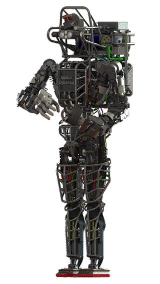 DARPA's Atlas Robot