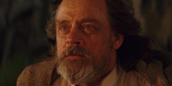 Luke before dying