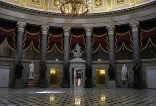Iconyx Brings Clarity to U.S. Capitol Rotunda