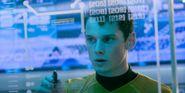 Zoe Saldana Recalls Anton Yelchin Being 'Nervous' To Do Star Trek Justice