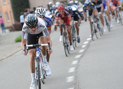 Geraint Thomas Tour of Flanders 2011