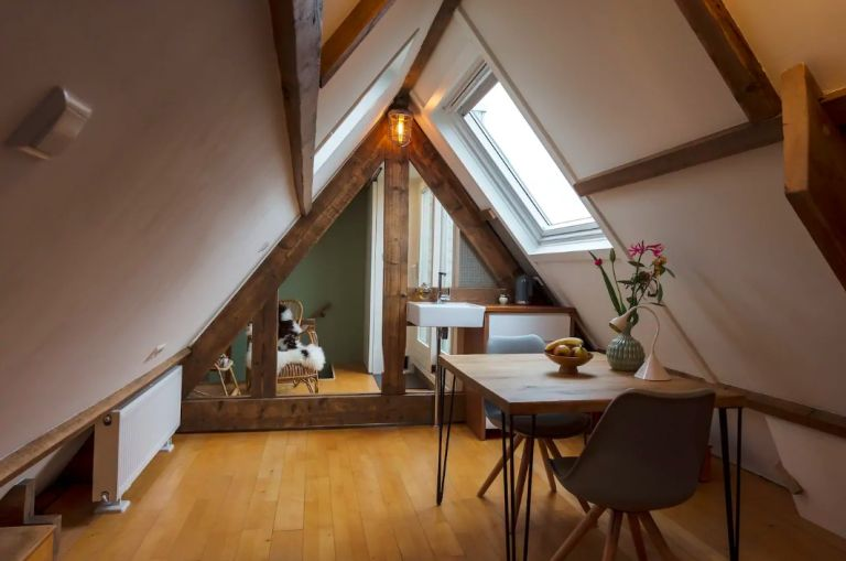 Airbnbs in Amsterdam