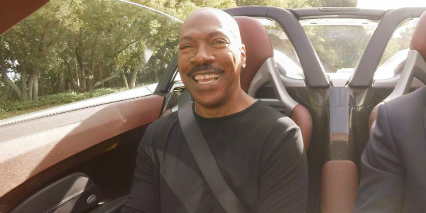 Comedians in the Car Getting Coffee Eddie Murphy Netflix