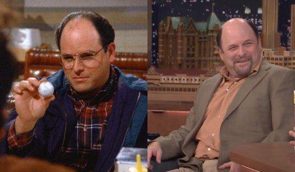 Jason Alexander George Costanza Seinfeld