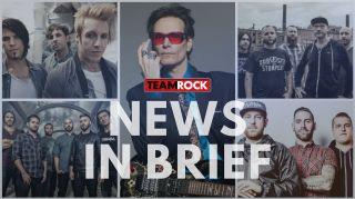 TeamRock News In Brief logo