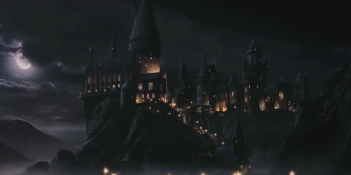 Hogwarts in Harry Potter And The Sorcerer's Stone