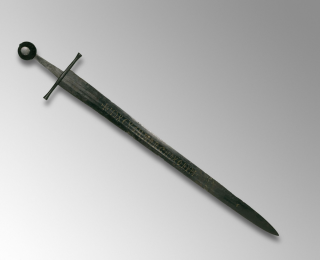 The River Witham sword.