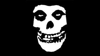 The Misfits skull logo