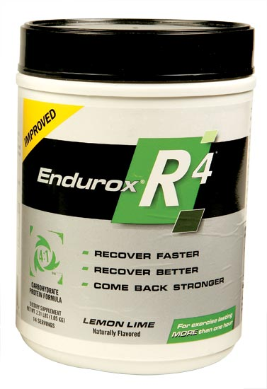 Endurox R4 recovery drink