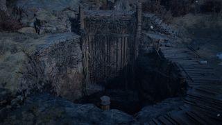 ac valhalla ragnar lothbrok snake pit
