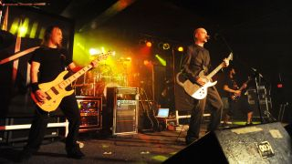 Devin Townsend Crash landing on earth at a venue near you in 2015