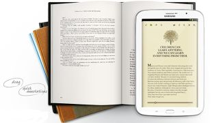 Samsung's GALAXY Note 8.0 is the ultimate e-reader
