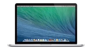 OS X Mavericks on MacBook