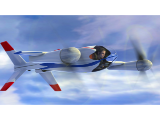 NASA developing Puffin one man personal aircraft design test flights planned soon