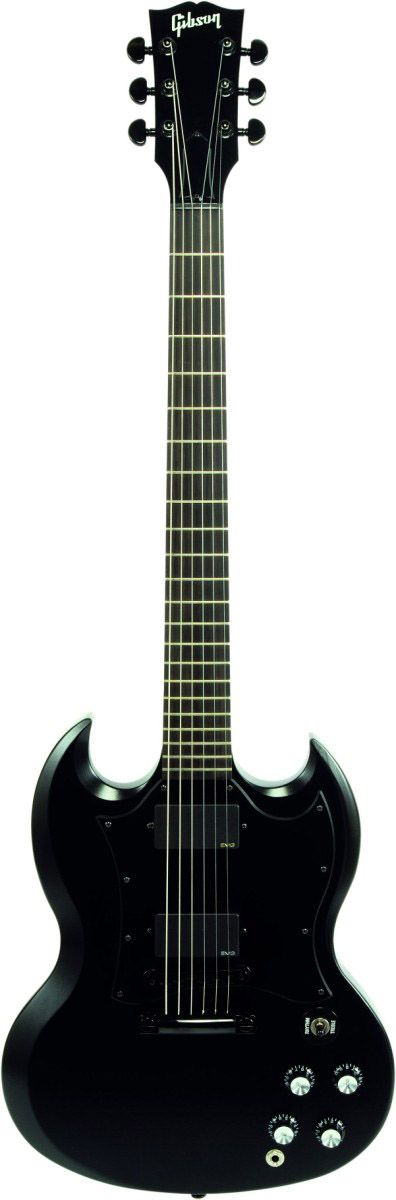 gibson sg special gothic ii review musicradar. Black Bedroom Furniture Sets. Home Design Ideas