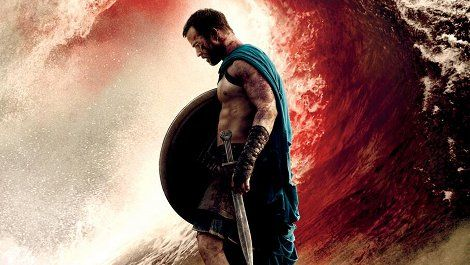 First poster lands online for 300: Rise Of An Empire
